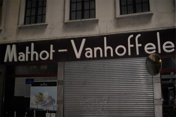 Vanhoffelen — modern